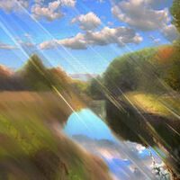 Breath of Autumn by Alexander Vlasyuk - search and link Fine Art with ARTdefs.com