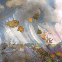 Flight of Autumn by Alexander Vlasyuk - search and link Fine Art with ARTdefs.com