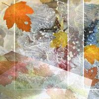Autumn Silhouettes by Alexander Vlasyuk - search and link Fine Art with ARTdefs.com