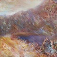Autumn winds by Alexander Vlasyuk - search and link Fine Art with ARTdefs.com