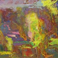 Autumn flicker by Alexander Vlasyuk - search and link Fine Art with ARTdefs.com