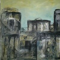 Kobane #4 by Ferhad Khalil - search and link Fine Art with ARTdefs.com