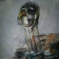 Shingal Woman #4  by Ferhad Khalil - search and link Fine Art with ARTdefs.com