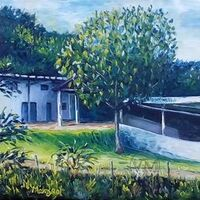 Cachaça factory by Vincent Mengeot - search and link Fine Art with ARTdefs.com