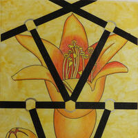 Captured Bloom 4 by Walter Fydryck - search and link Fine Art with ARTdefs.com