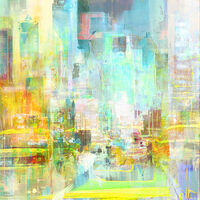 On the way back by Joe Ganech - search and link Fine Art with ARTdefs.com