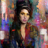 Amy by Joe Ganech - search and link Fine Art with ARTdefs.com