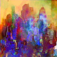 A new day comes by Joe Ganech - search and link Fine Art with ARTdefs.com