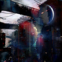 Back to Omega Centauri by Joe Ganech - search and link Fine Art with ARTdefs.com