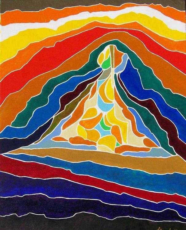 Love Triangle by Arthur Secunda - search and link Fine Art with ARTdefs.com