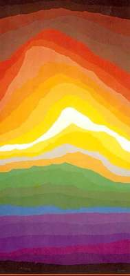 Volcano by Arthur Secunda - search and link Fine Art with ARTdefs.com