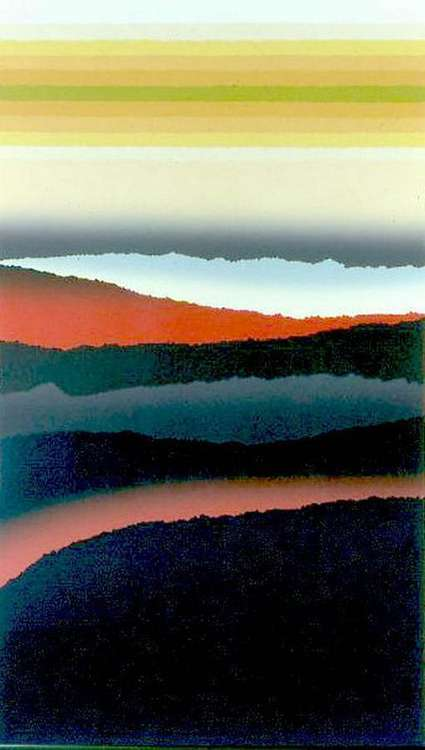 A Clear Space by Arthur Secunda - search and link Fine Art with ARTdefs.com