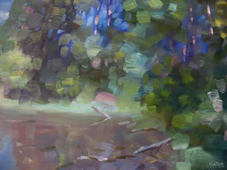 June by Alexander Vlasyuk - search and link Fine Art with ARTdefs.com