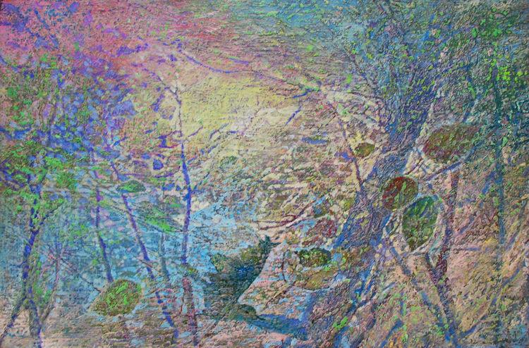 Morning flight by Alexander Vlasyuk - search and link Fine Art with ARTdefs.com