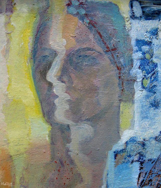 Dialog by Alexander Vlasyuk - search and link Fine Art with ARTdefs.com
