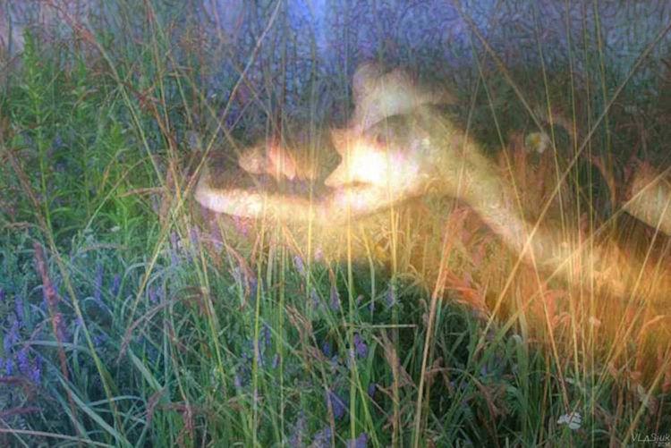 Mirage of July by Alexander Vlasyuk - search and link Fine Art with ARTdefs.com