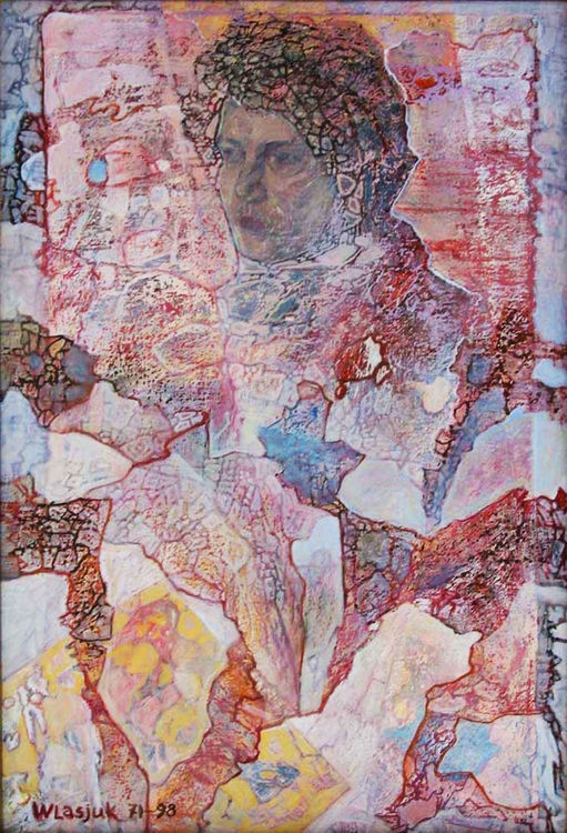 Masks of time-1 by Alexander Vlasyuk - search and link Fine Art with ARTdefs.com