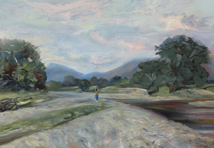 Gelendzhik by Alexander Vlasyuk - search and link Fine Art with ARTdefs.com