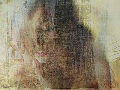 Reflection ... Image ... by Alexander Vlasyuk - search and link Fine Art with ARTdefs.com