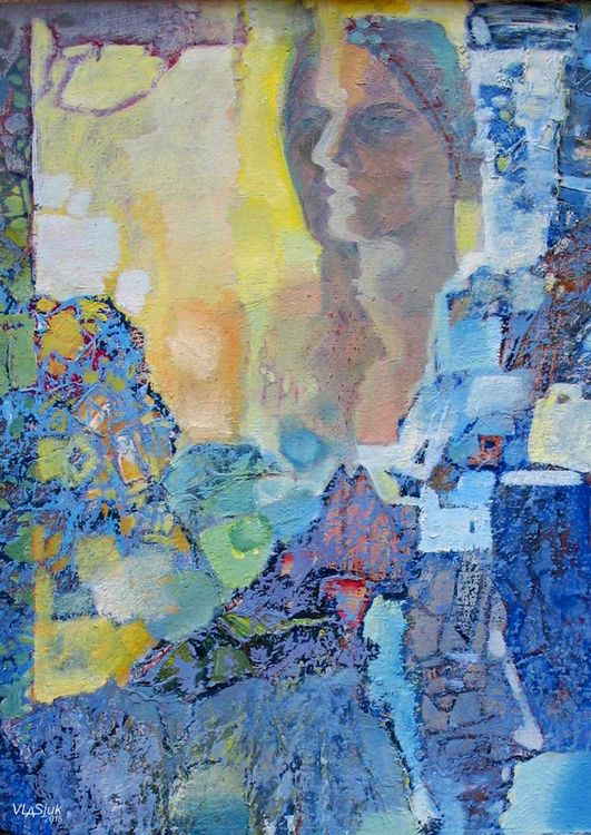 Composition-Awareness by Alexander Vlasyuk - search and link Fine Art with ARTdefs.com
