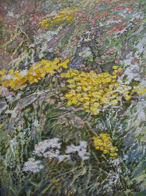 Tansy-2 by Alexander Vlasyuk - search and link Fine Art with ARTdefs.com