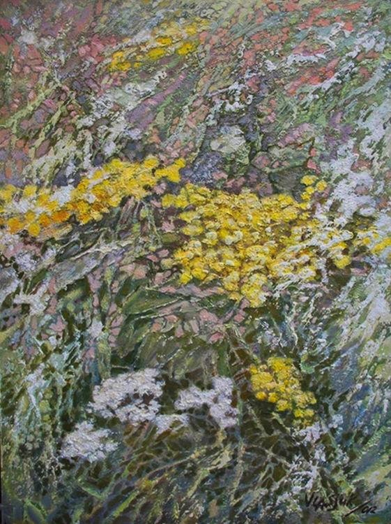 Tansy-2 by Alexander Vlasyuk - search and link Fine Art with ARTdefs.com