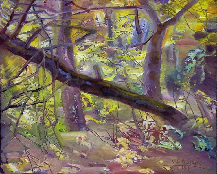 Autumn Pack by Alexander Vlasyuk - search and link Fine Art with ARTdefs.com