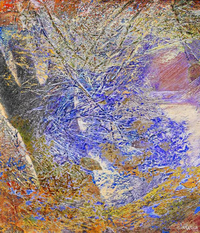 Autumn morning by Alexander Vlasyuk - search and link Fine Art with ARTdefs.com