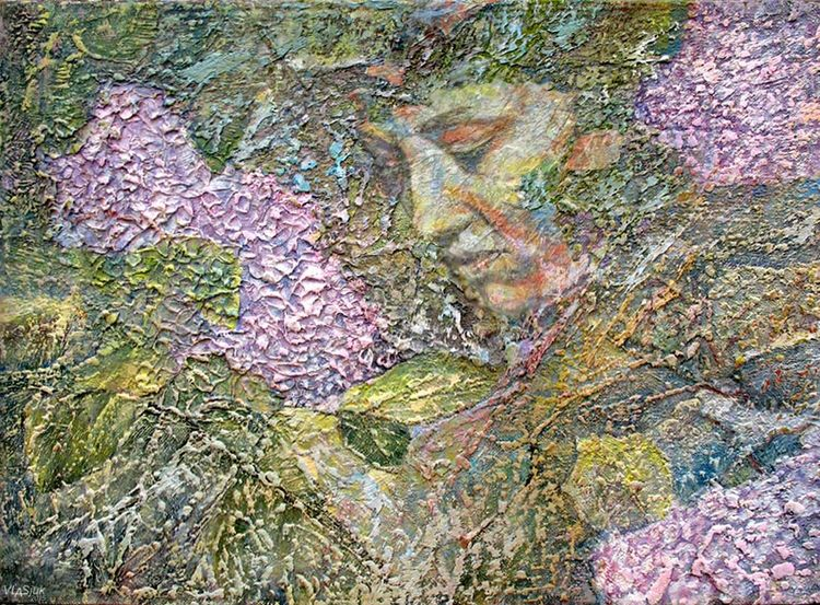 Lilac May by Alexander Vlasyuk - search and link Fine Art with ARTdefs.com