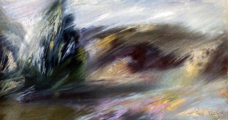 Morning glee by Alexander Vlasyuk - search and link Fine Art with ARTdefs.com