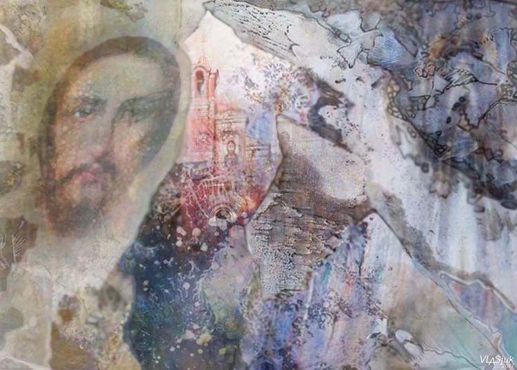 Christmas by Alexander Vlasyuk - search and link Fine Art with ARTdefs.com