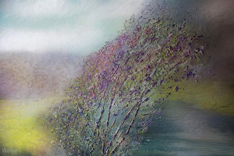 Breath of the Svisloch River by Alexander Vlasyuk - search and link Fine Art with ARTdefs.com