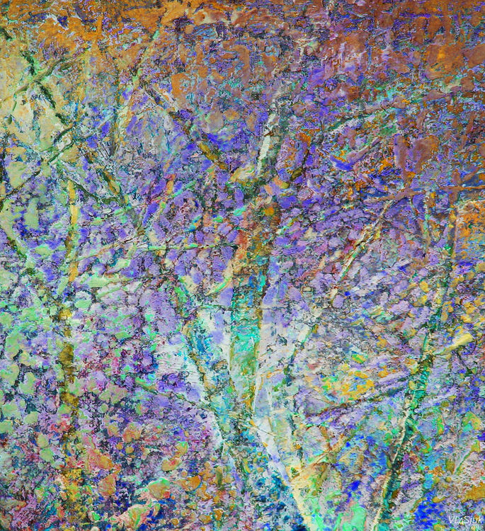 The Kingdom of Color by Alexander Vlasyuk - search and link Fine Art with ARTdefs.com