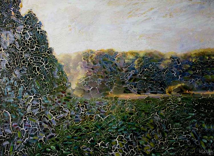 Morning light-2 by Alexander Vlasyuk - search and link Fine Art with ARTdefs.com