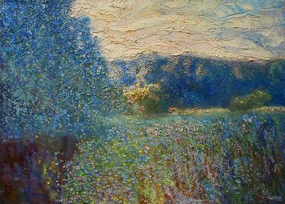 Morning by Alexander Vlasyuk - search and link Fine Art with ARTdefs.com