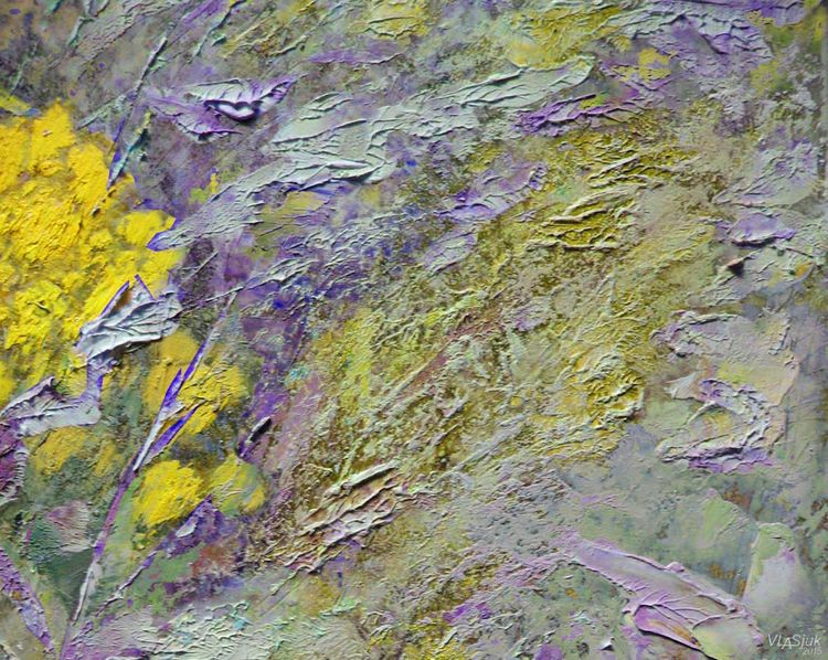 Invoices of July grasses by Alexander Vlasyuk - search and link Fine Art with ARTdefs.com