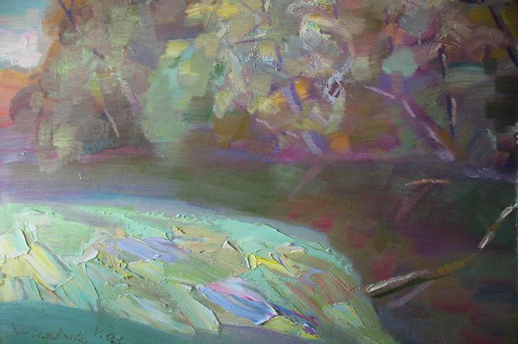 May beam by Alexander Vlasyuk - search and link Fine Art with ARTdefs.com