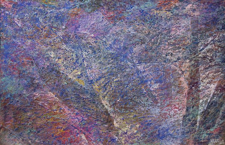 Forest Talk by Alexander Vlasyuk - search and link Fine Art with ARTdefs.com
