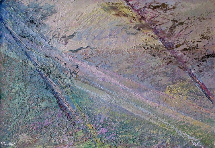 Morning Beam-2 by Alexander Vlasyuk - search and link Fine Art with ARTdefs.com