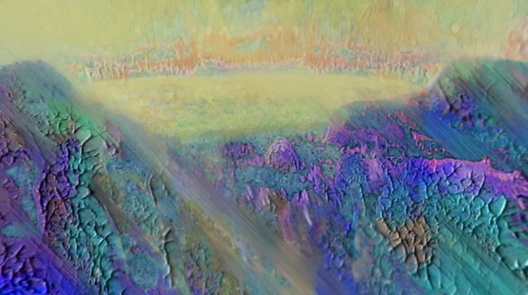 Warm breath of the world by Alexander Vlasyuk - search and link Fine Art with ARTdefs.com