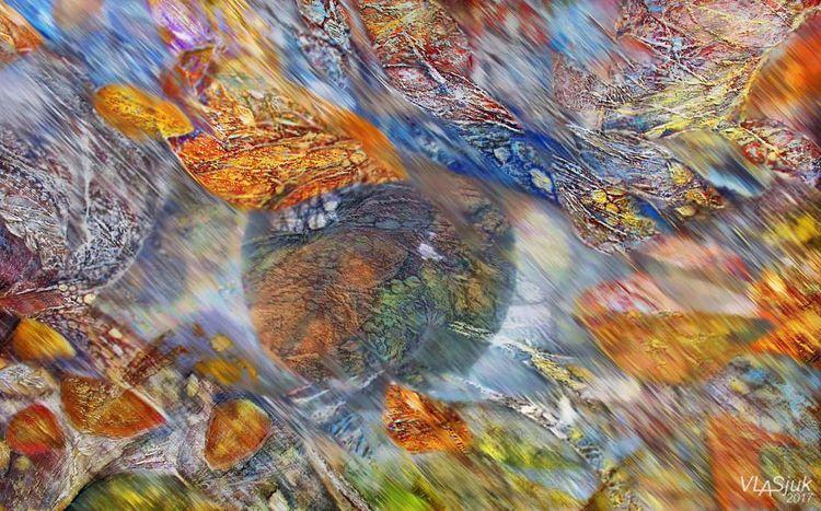 Autumn Watch-1 by Alexander Vlasyuk - search and link Fine Art with ARTdefs.com