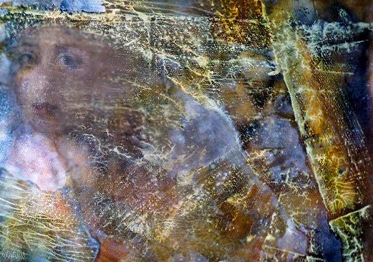 Reflection-2 by Alexander Vlasyuk - search and link Fine Art with ARTdefs.com