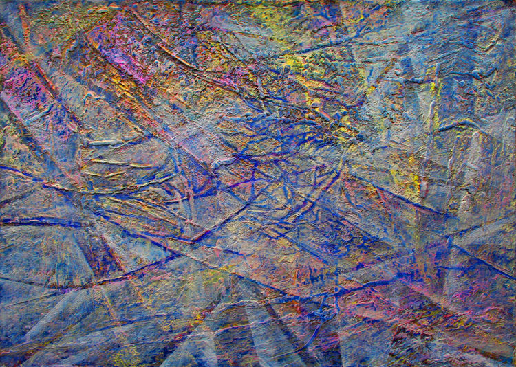 Forest sounds by Alexander Vlasyuk - search and link Fine Art with ARTdefs.com