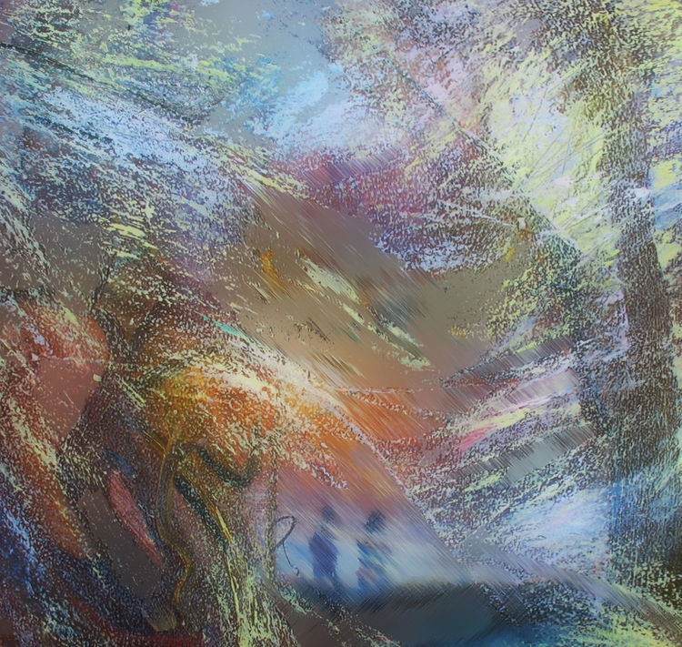 Spring light-5 by Alexander Vlasyuk - search and link Fine Art with ARTdefs.com