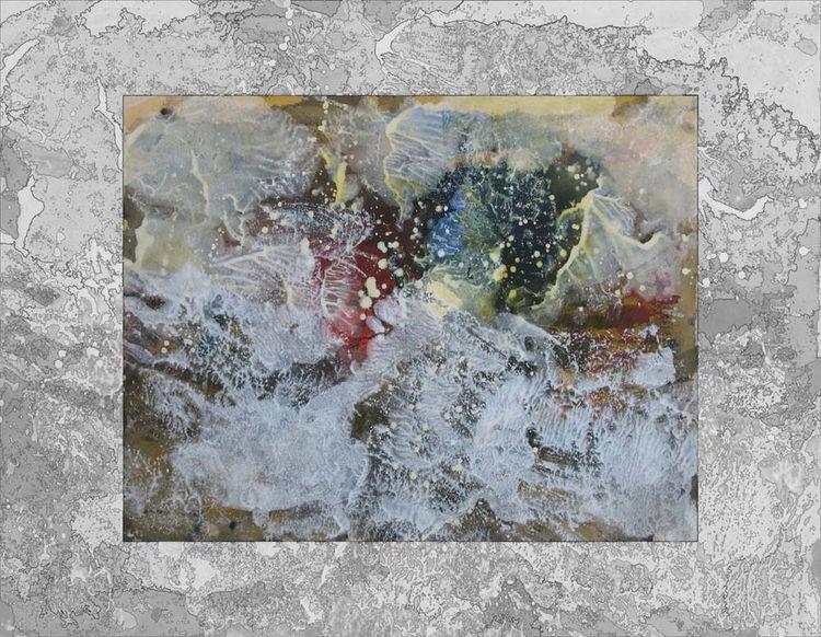 Winter patterns by Alexander Vlasyuk - search and link Fine Art with ARTdefs.com