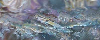 Sea mirage by Alexander Vlasyuk - search and link Fine Art with ARTdefs.com