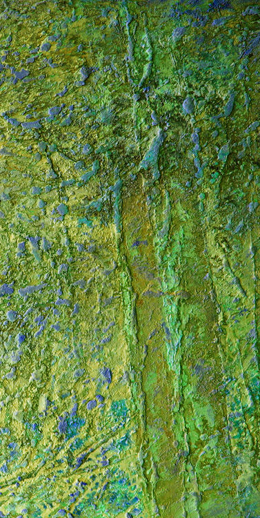 Green MAY by Alexander Vlasyuk - search and link Fine Art with ARTdefs.com