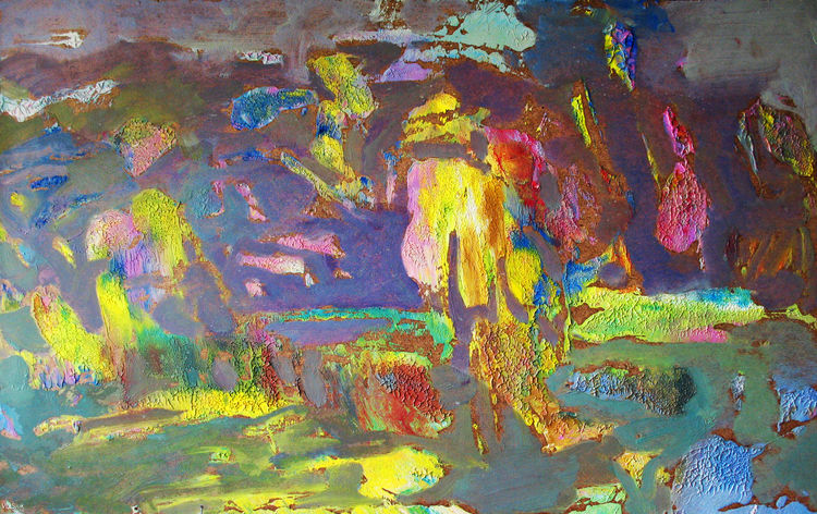 Autumn holiday by Alexander Vlasyuk - search and link Fine Art with ARTdefs.com