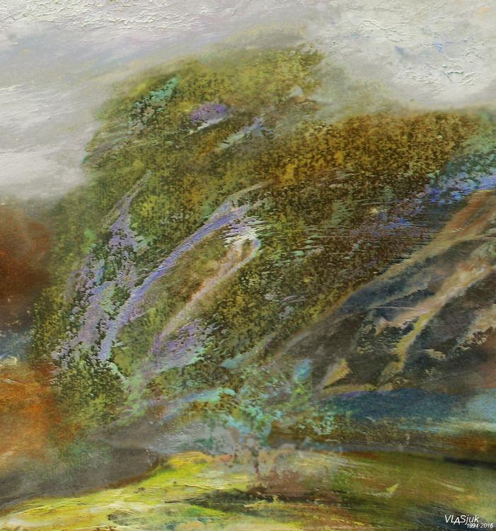 Winds of Svisloch by Alexander Vlasyuk - search and link Fine Art with ARTdefs.com