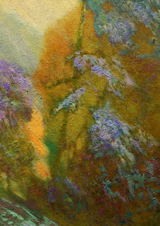 Morning. The Narochanka. by Alexander Vlasyuk - search and link Fine Art with ARTdefs.com